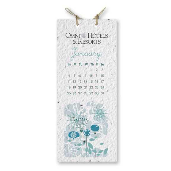 ひも綴じカレンダー